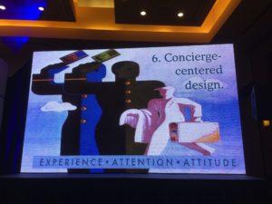 Concierge Centered Design