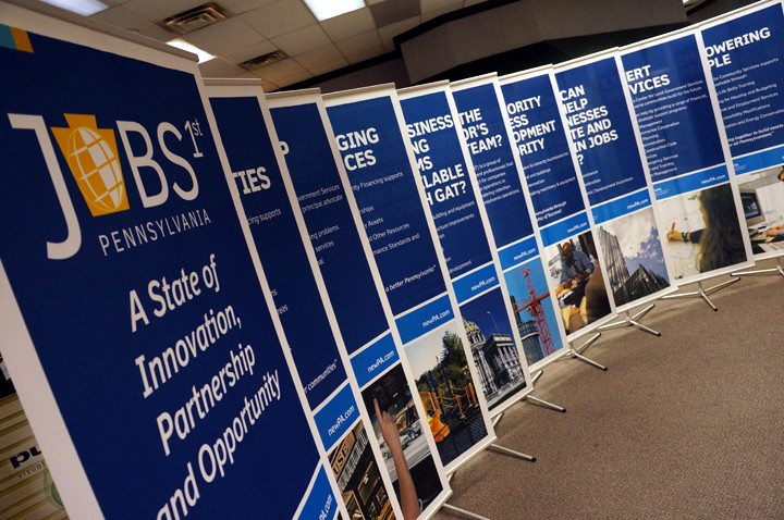 Booths and Banners