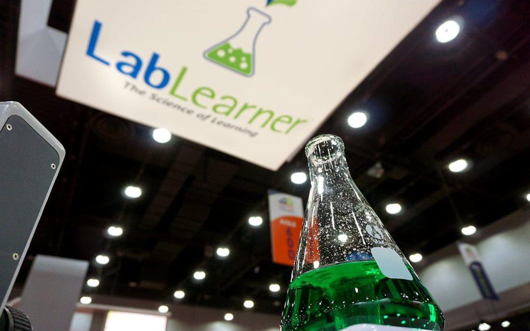 LabLearner at NCEA 2018